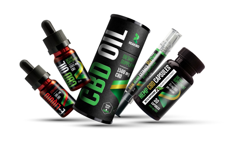 CBD products wholesale and CBD white label