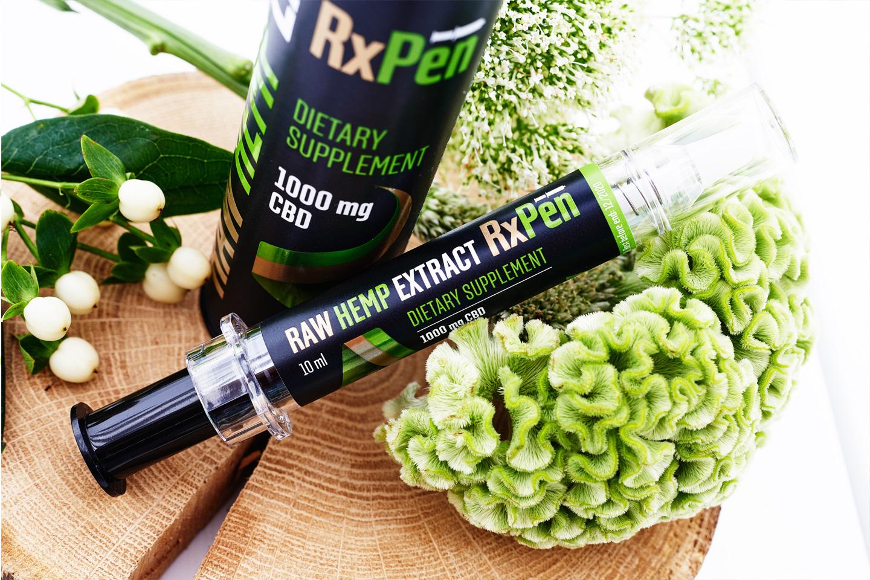 reakiro raw heml extract cbd rxpen