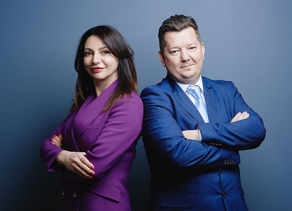 Stuart & Elena